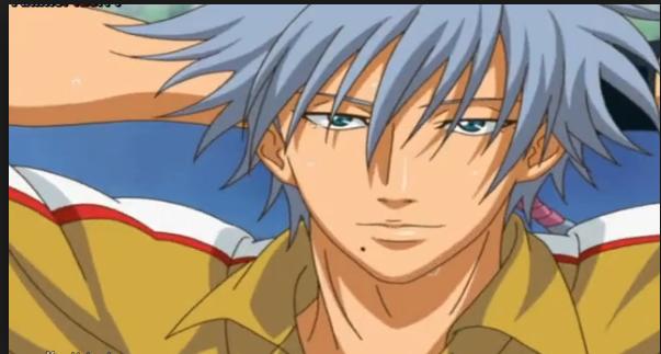 Prince of Tennis Masaharu Niō Cute anime guys Cute