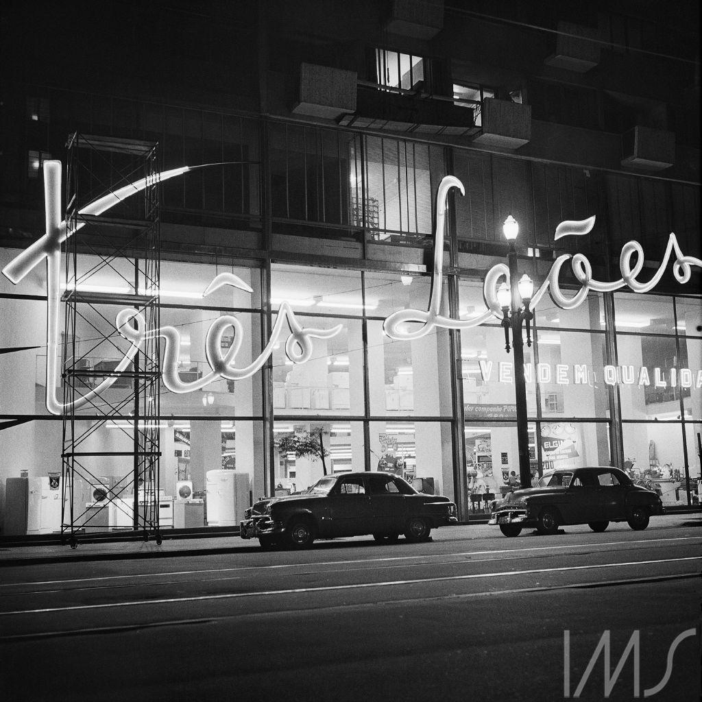 Albuquerque Volkswagen: Letreiro 1955 -- São Paulo SP Brasil
