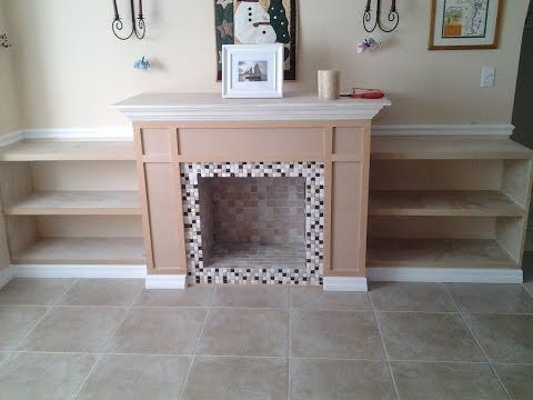 how to build a gel fuel fireplace