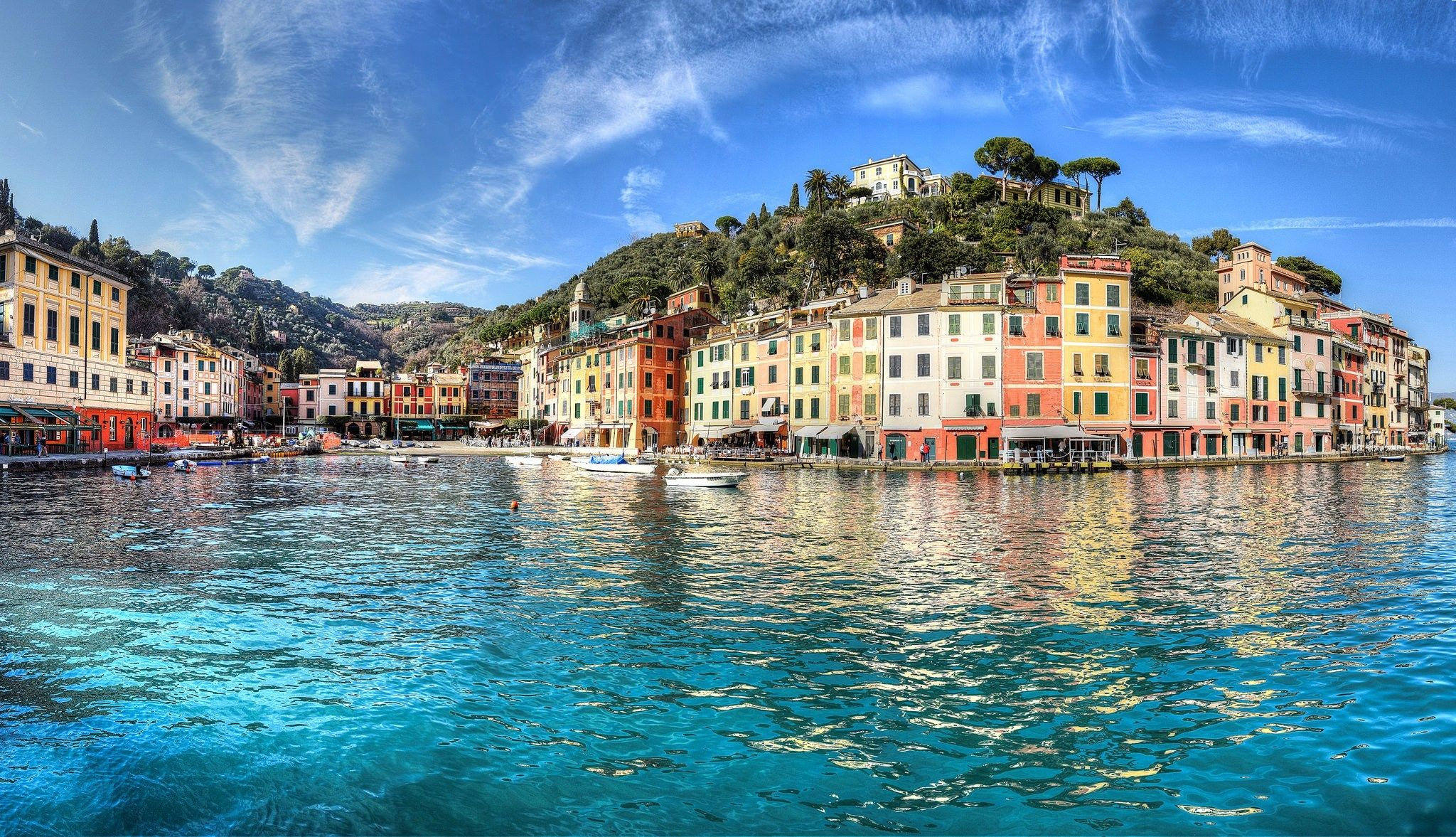 Desktop Wallpaper For Portofino Portofino Italy Portofino Luxury Travel