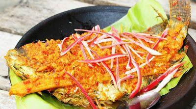 Langkah Sederhana Cara Memasak Arsik Ikan Mas Cara Memasak Resep Ikan Masakan Indonesia