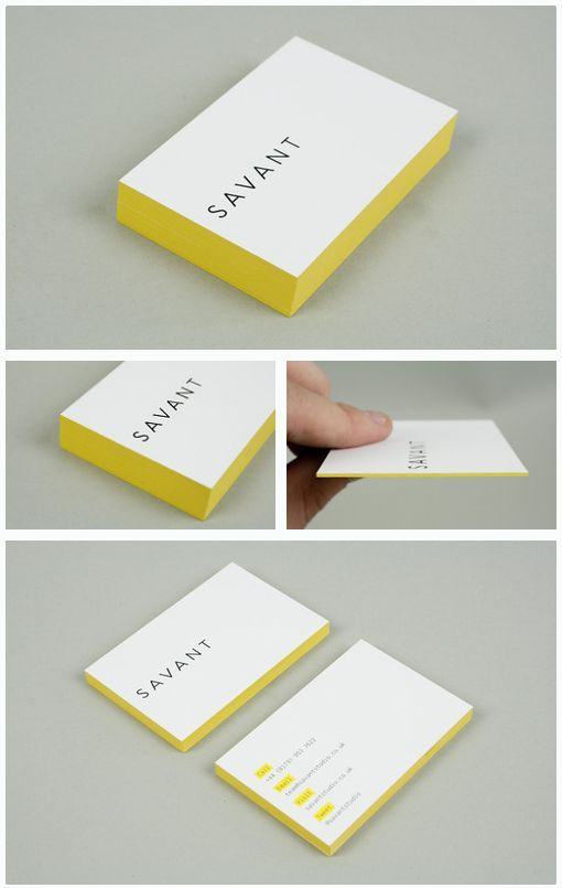 Themotivatedtype On Etsy Plastic Business Cards Simple Business