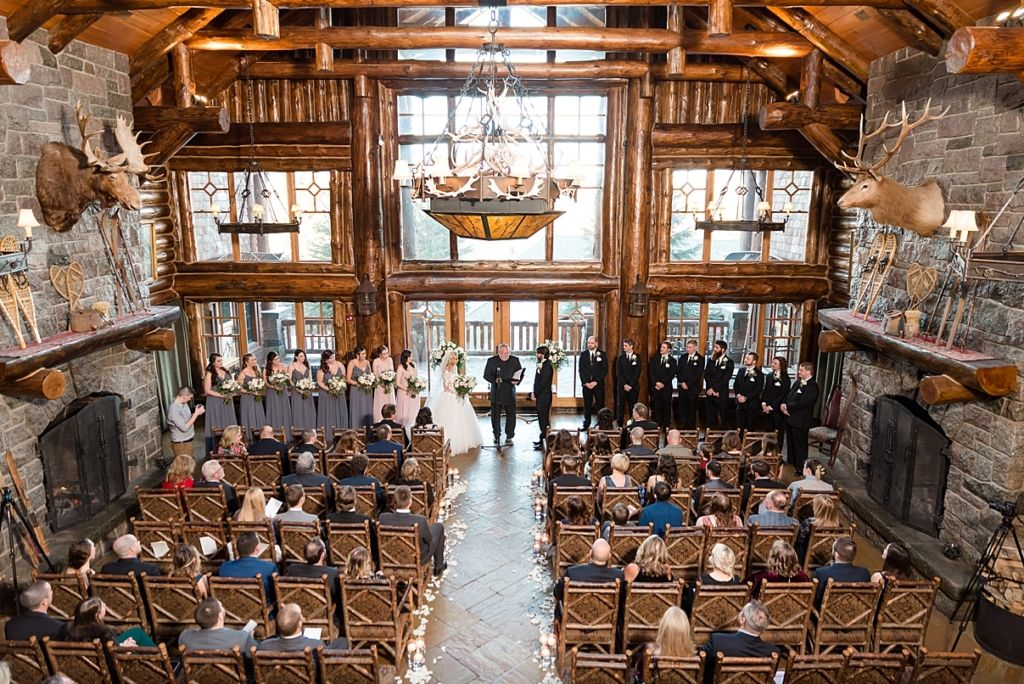 A Whiteface Lodge Winter Wedding in Lake Placid