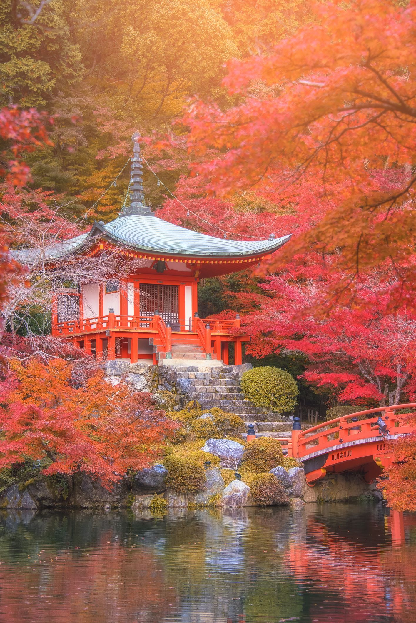 The Most Beautiful Places In The World To See Fall Foliage Beautiful Places In Japan Japan Landscape Beautiful Places To Travel