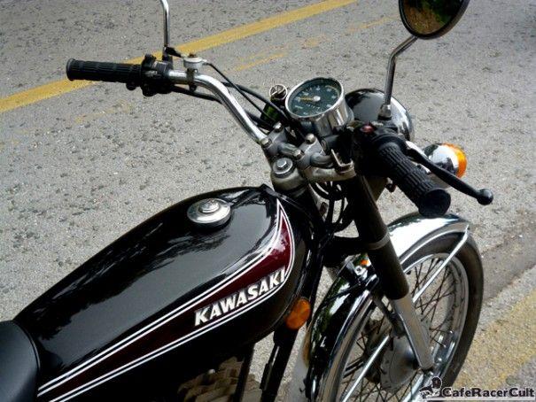 Vintage Commercials Kawasaki 70s Kawasaki Kc90