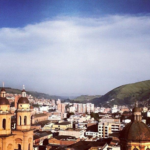 Pasto, capital teologica de Colombia