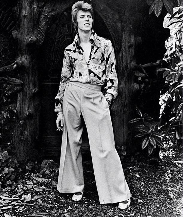 Bowie by Mick Rock