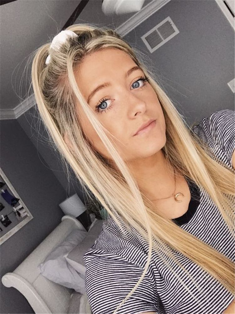 46 Easy And Cute Back To School Hairstyles You Must Try – Page 45 of 46 – Chic Hostess - Frisur Für Die Schule Blog