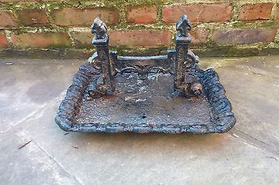 A #period cast iron boot #scraper,  View more on the LINK: http://www.zeppy.io/product/gb/2/252171686131/
