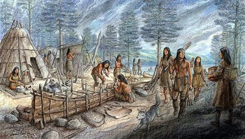 Native American Tribes | Summary of Native American Tribes - A-1 ...