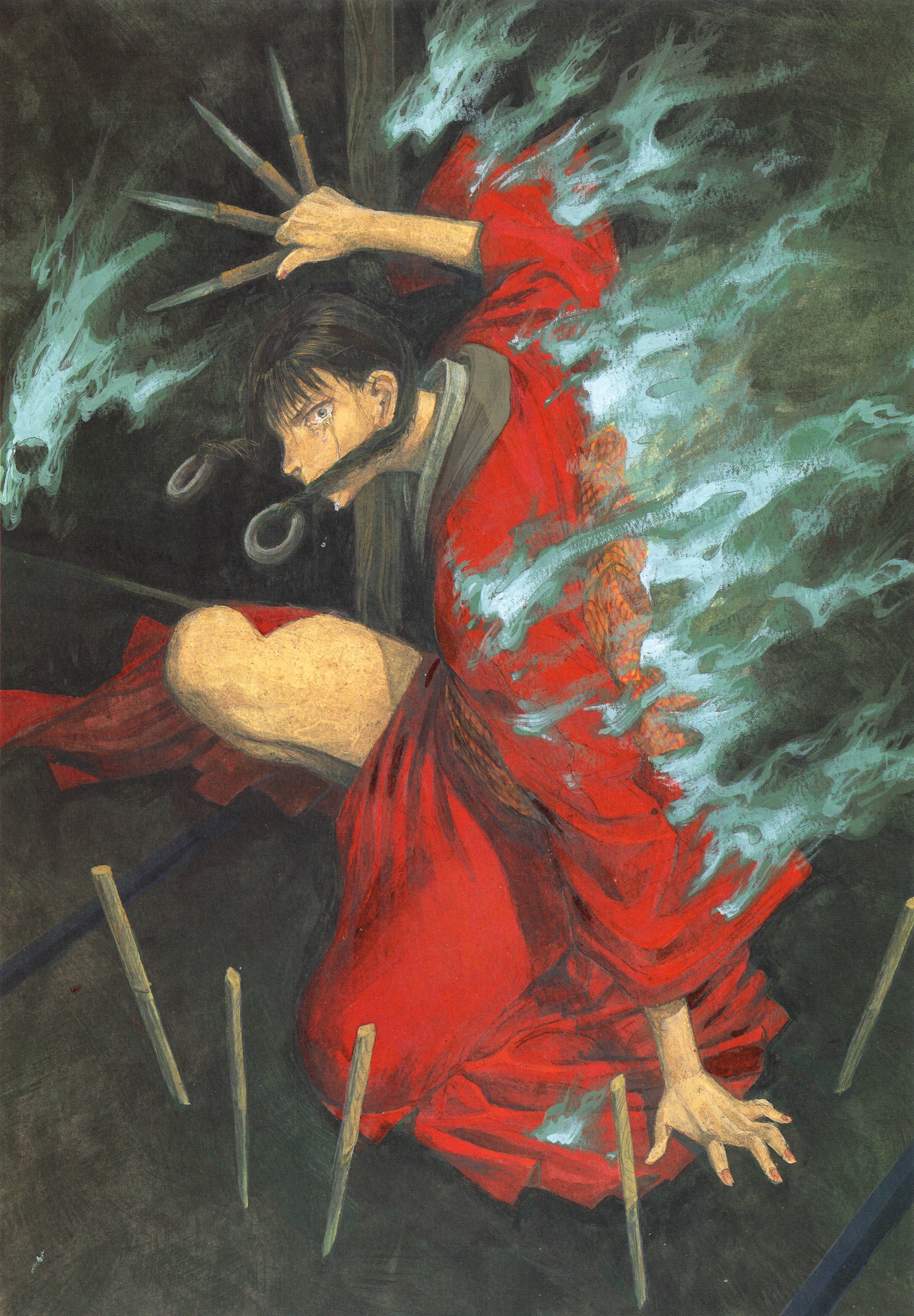 Blade Of The Immortal Bande Dessinee
