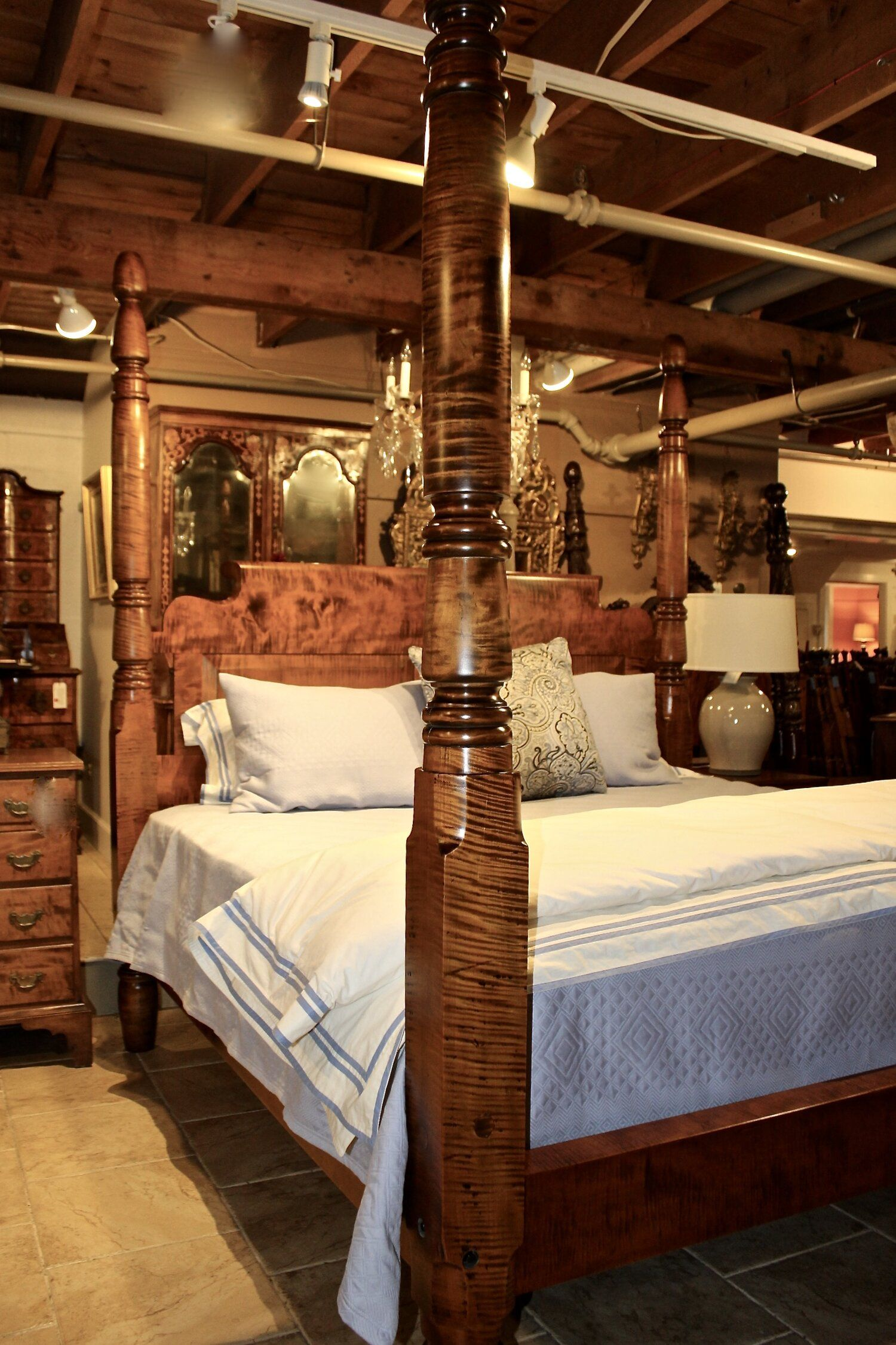 Beds Leonards Antiques In 2020 Bed