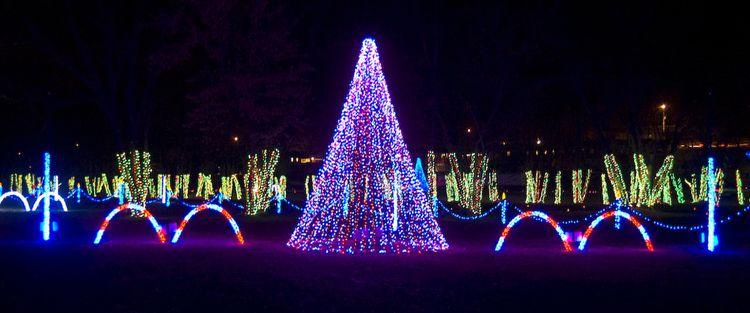 the smokies stadium will be hosting shadracks christmas wonderland this years themed light show will myrtle beach