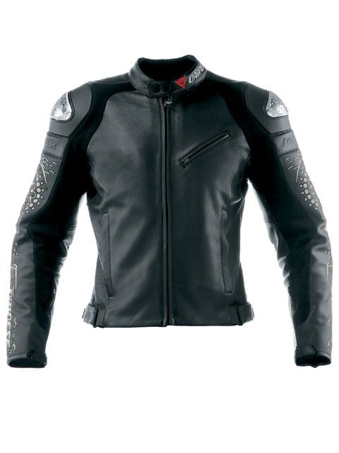 differently b3d94 52d89 Dainese Tattoo Motorcycle Jacket
