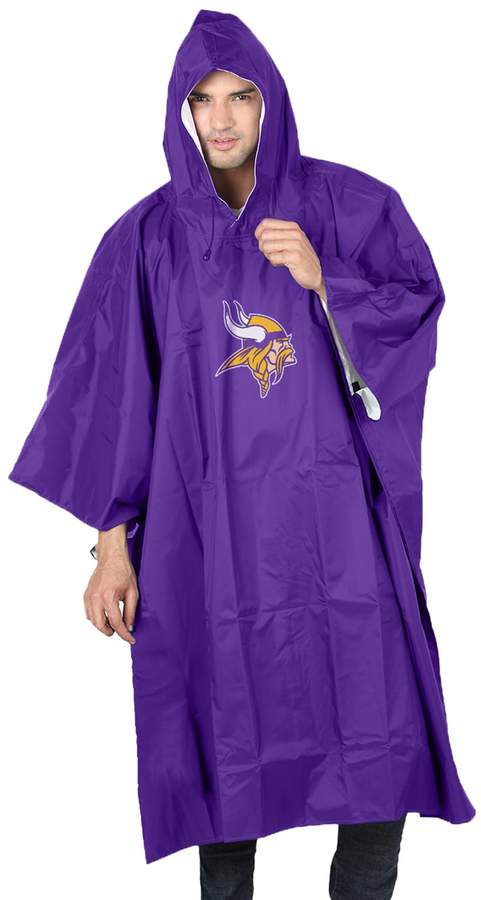 Minnesota Vikings Rain Poncho