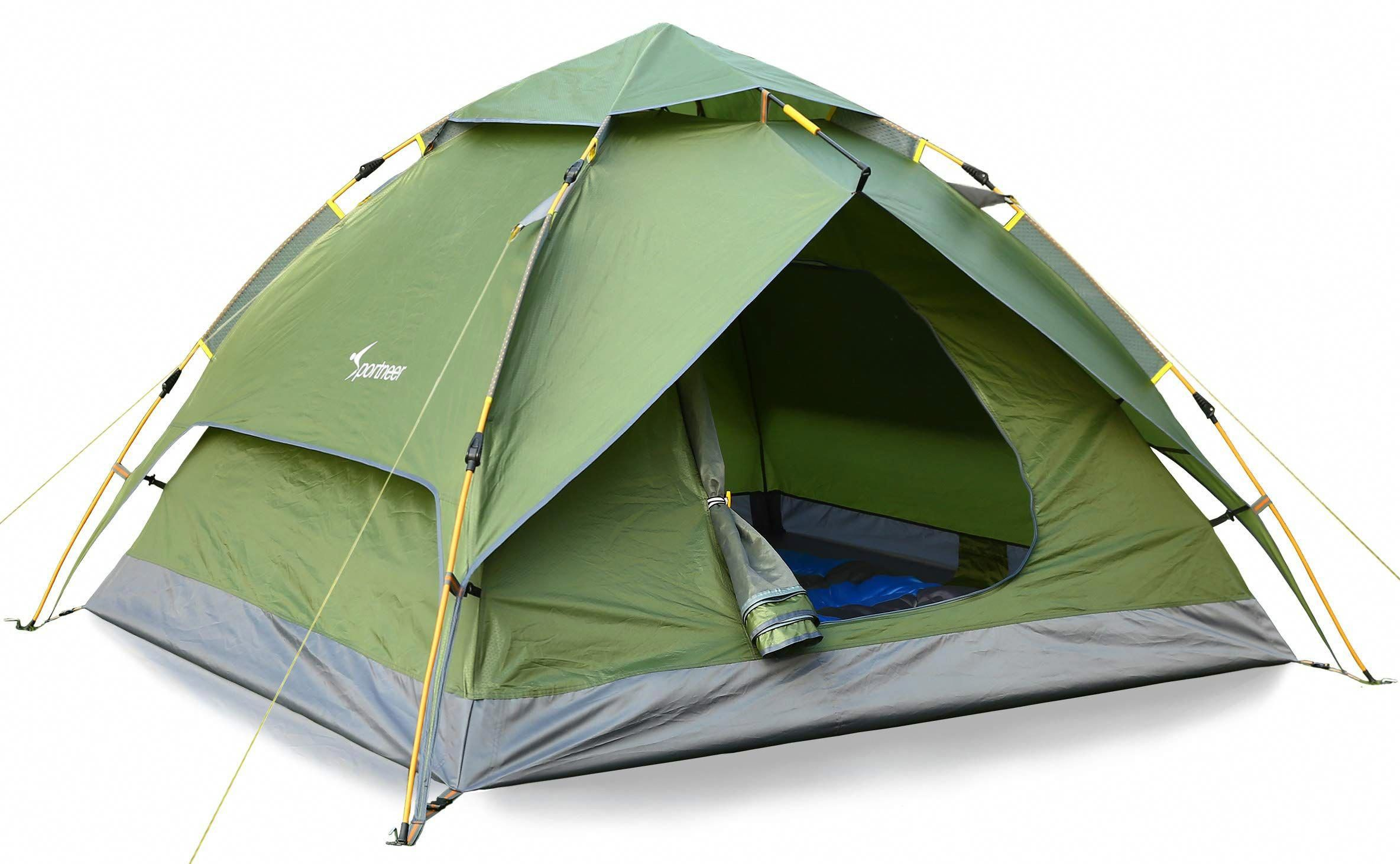 Waterproof Tents Automatic Up Tent Family Tent ; Camping Tent 2-3 Person