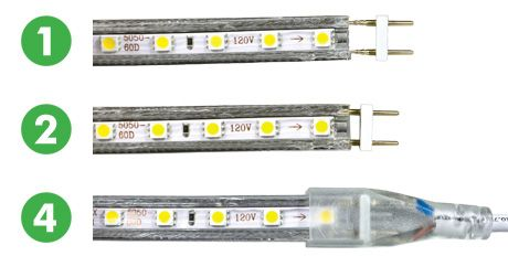 LED Installion And Strip Lights