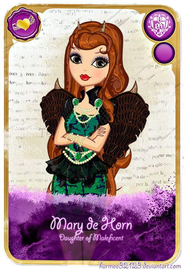 Ever After High Daughter Of Maleficent Google Search Oc