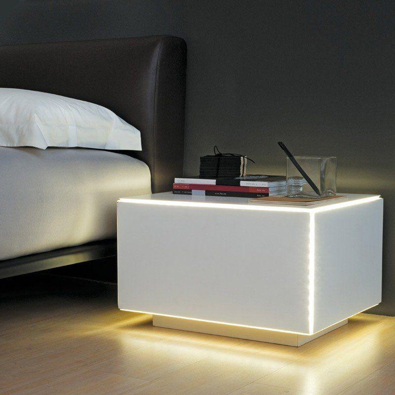 Set of 2 Elegant Bedside Table Lamps Modern Desk Wooden Base Nightstand Lamps