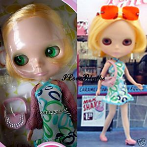 Juguetes Blythe Disco Boogie Neo Ebl Mold 2001 Doll **sale**!