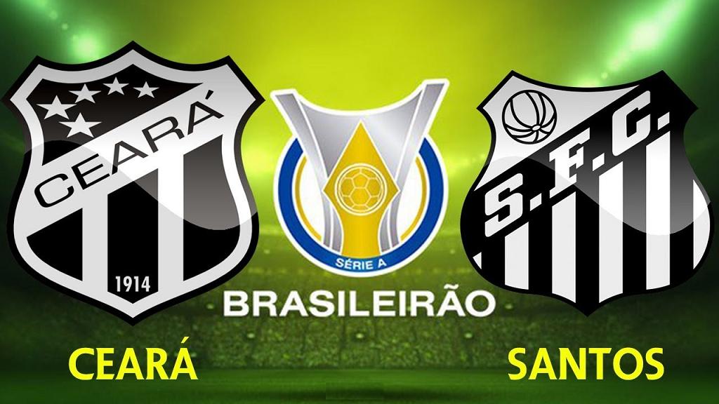 Ceará x Santos veja como assistir ao jogo do Campeonato