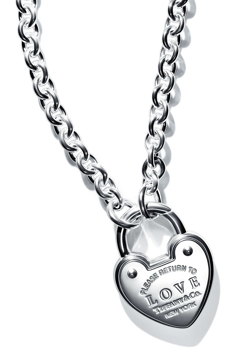 1fffc0ff8 The Return to Tiffany® Love pendant in sterling silver reminds us that  sometimes, love is all you need.