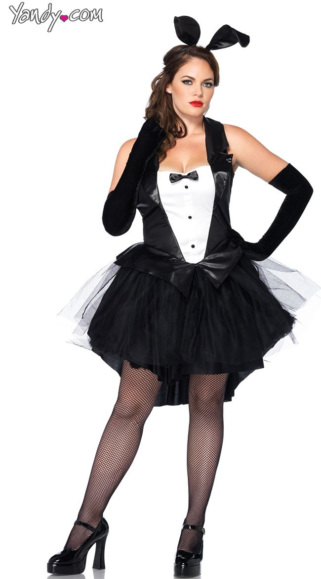 ac85e7d9401 Plus Size Tux and Tails Bunny Costume | Holiday's | Plus size ...