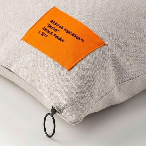 Designer off white Linen Pillow Cover