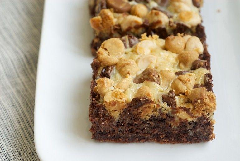 N Layer Brownies Recipe No Bake Brownies Brownies Brownie Cookies
