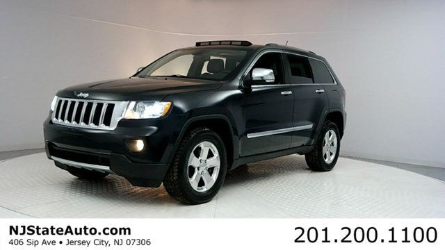 2011 Jeep Grand Cherokee 4dr Limited Nj Auto Auction In Jersey