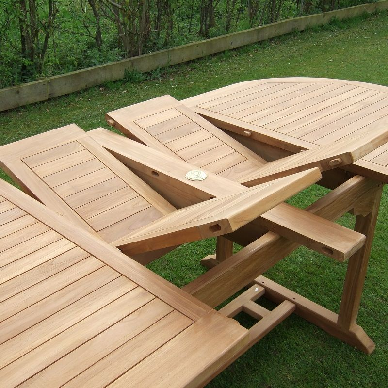teak garden furniture dining set seat oval teak table chairs p with concept