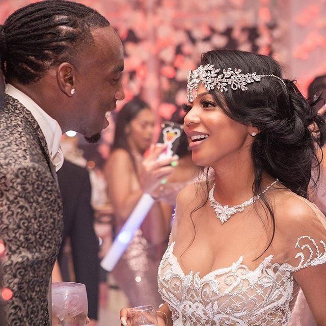 Jamaican Wedding Hairstyles: HAWT #AfroCaribbean #Jamaican COUPLE That We Can't Get