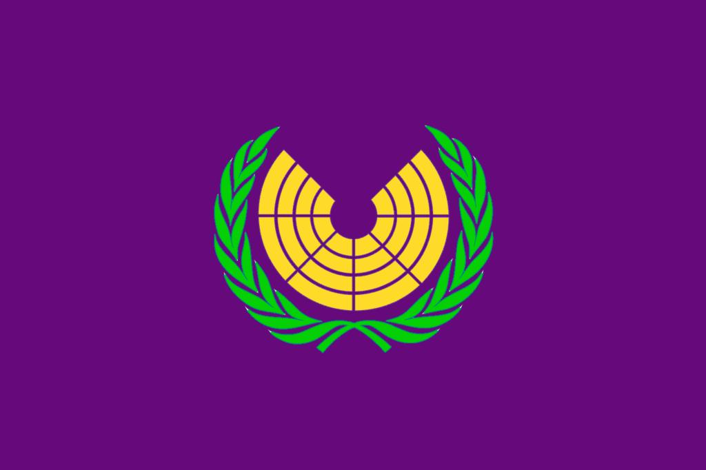 E Pluribus Unum Flag Of The United States By Arthurdrakoni