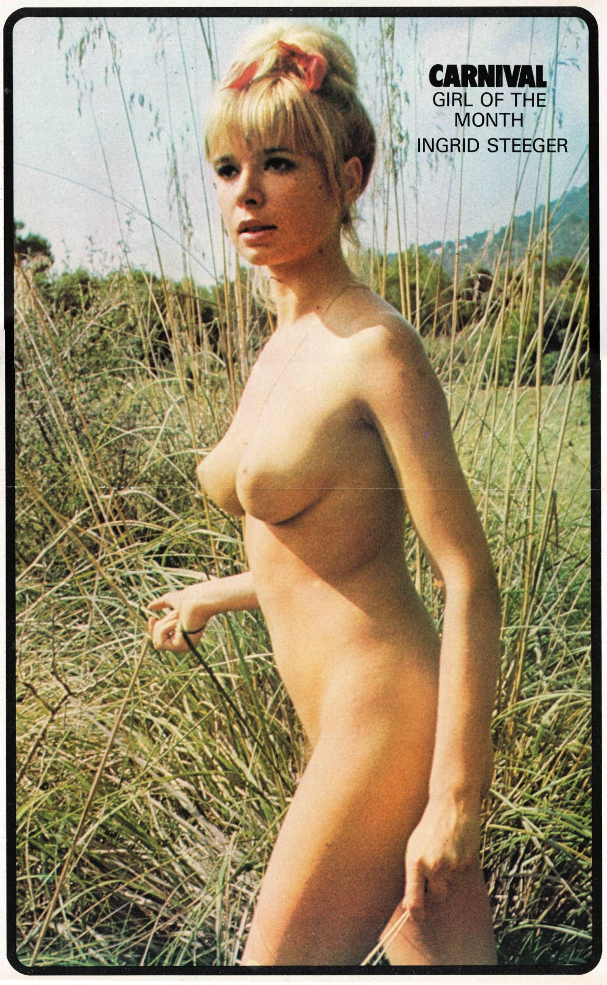ingrid steeger nude german