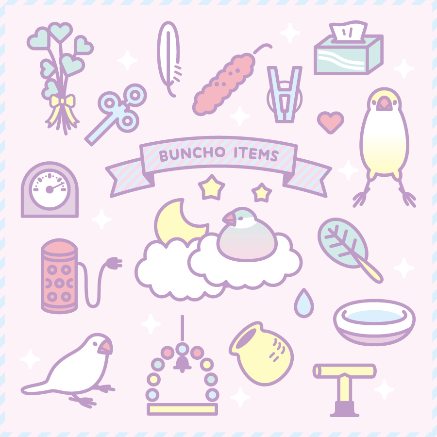 buncho items - works of tsuji saori | pet | pinterest | 鳥、鳥