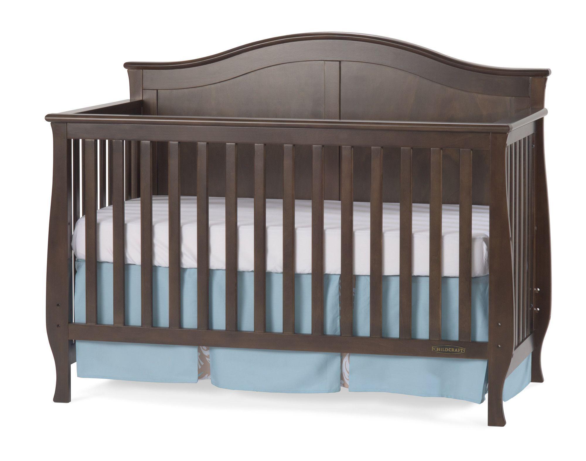 Child Craft Camden 4 In 1 Convertible Crib Baby Cribs Convertible Cribs Convertible Crib