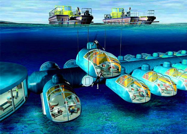 real underwater hotel. Real Underwater Hotel. The Poseidon Suites In Fiji - Yes...a Hotel A