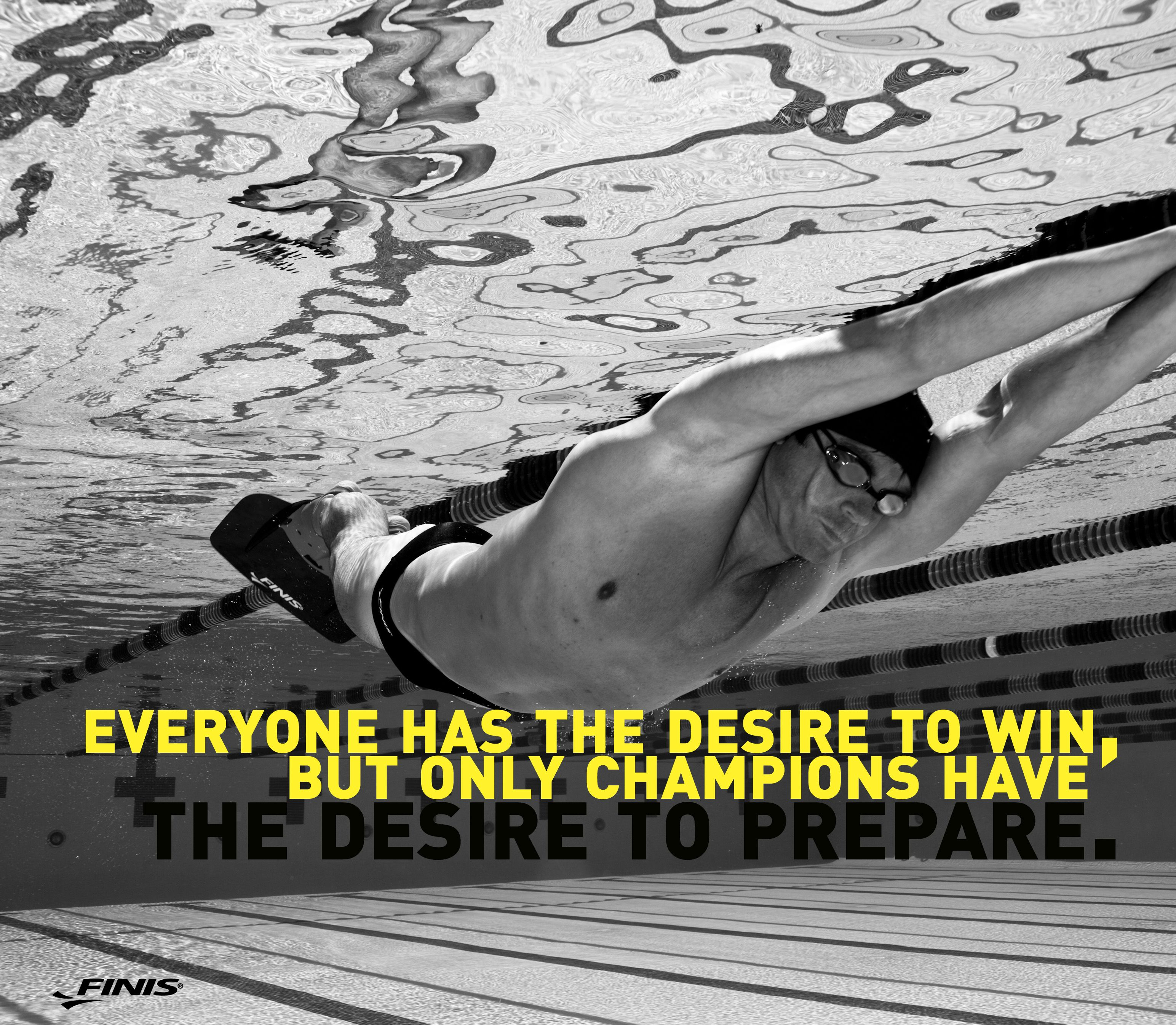 The desire to win is nothing without the desire to prepare. #traintowin #trainsmarter