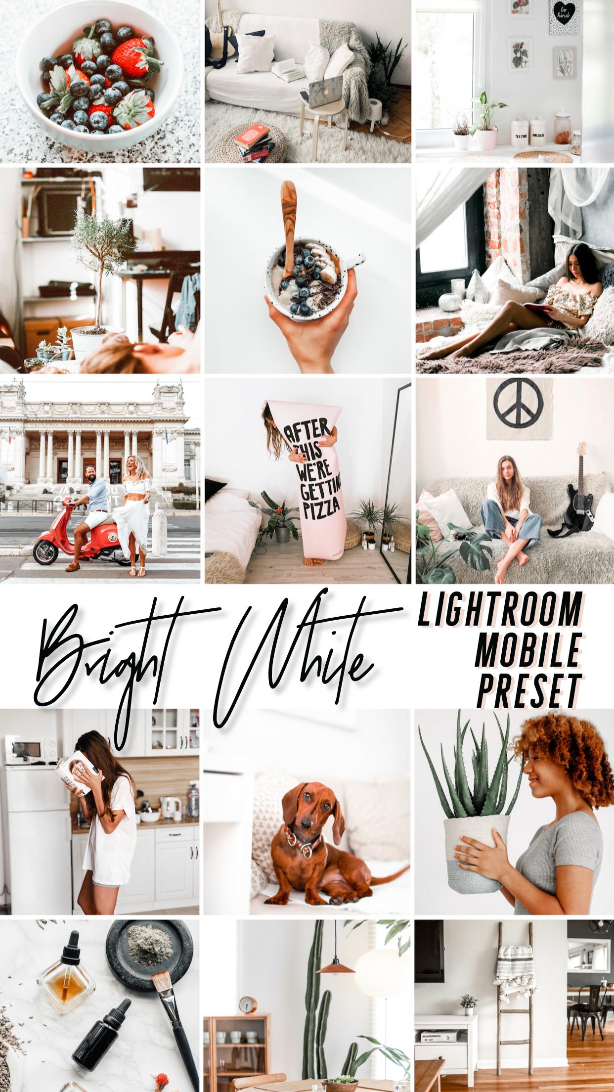 Vsco free lightroom presets
