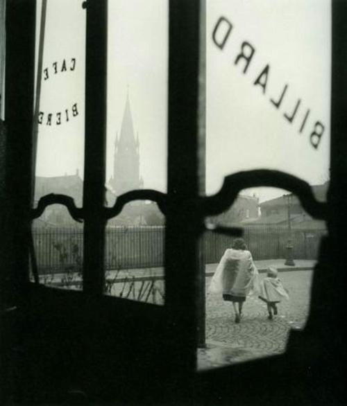Belleville - (c) Willy Ronis