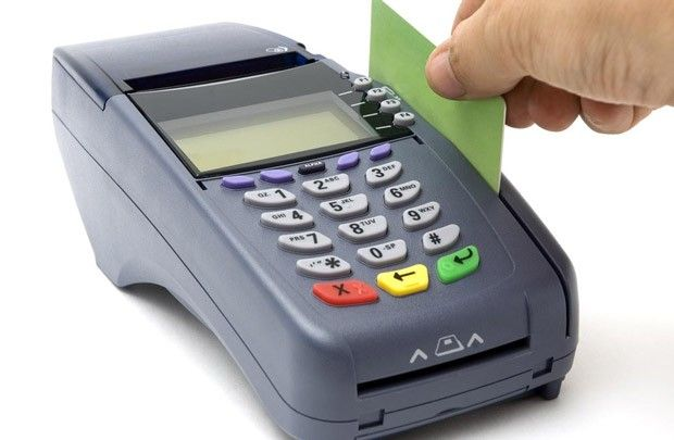 To Facilitate Cashless Payments The Government Has Exempted Point Of Sales Pos Machines Which Are Being Credit Card Machine Card Machine Credit Card Swiper