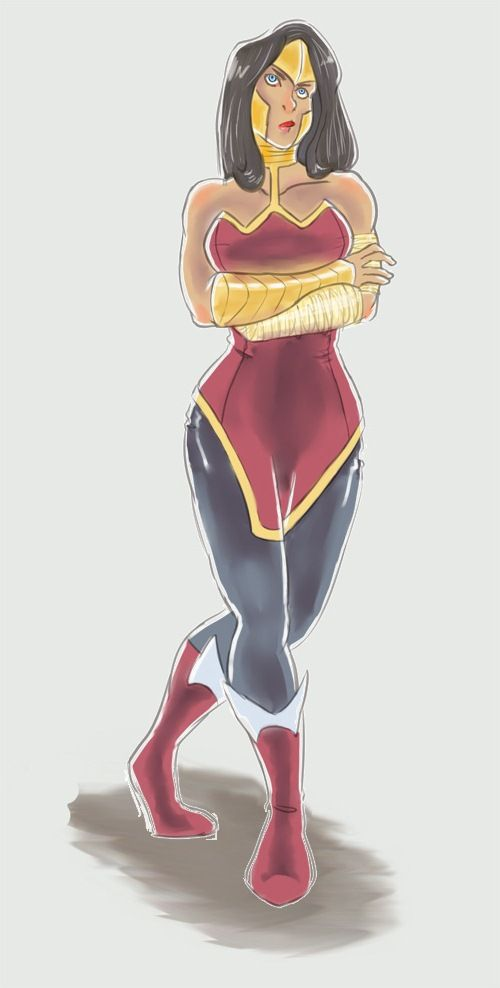 Justice League 3000 Wonder Woman By
