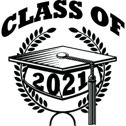 Image result for class of 2021 clipart