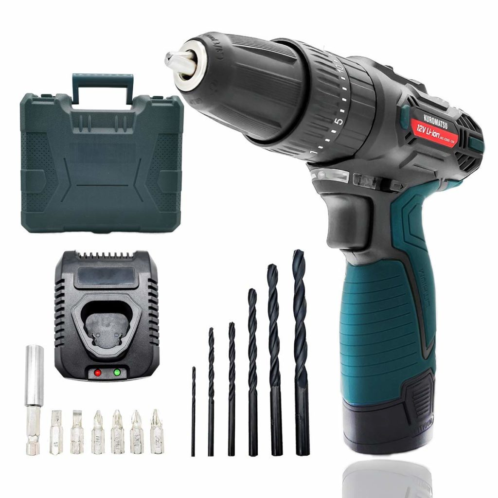 50 Off Kuromatsu Cordless Drill Screwdriver 21 3 Torque Gears Budget Nerds Visit Www Budgetnerds Club For More Deals Pr Led Work Light Drill Cordless Drill