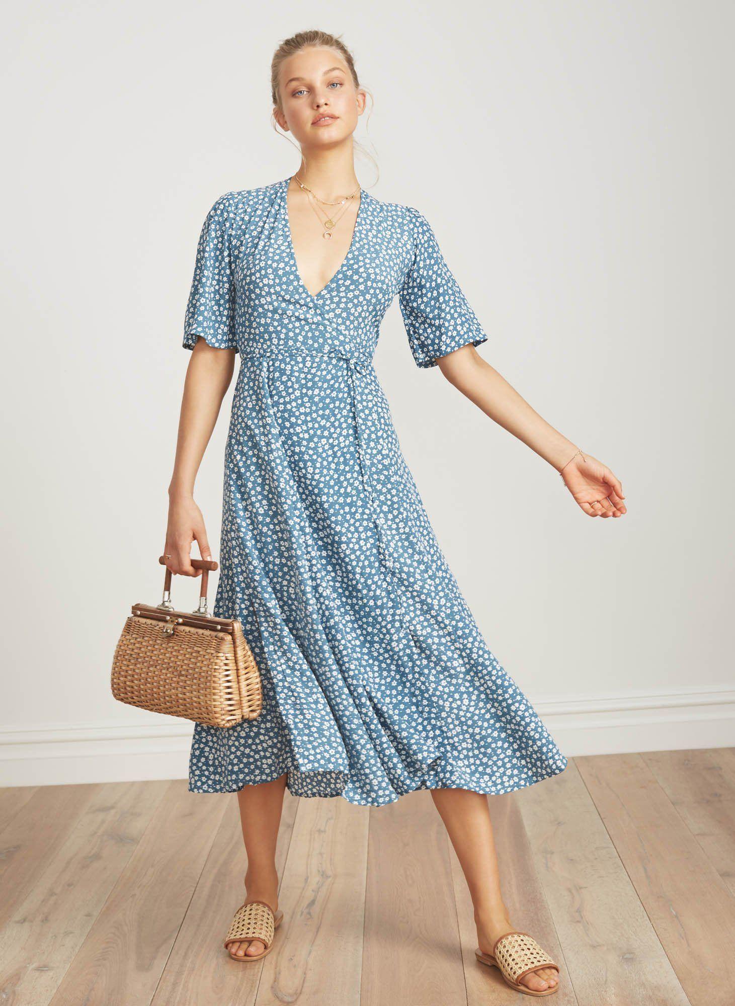 8288755b762b Floral Midi Dresses Australia - raveitsafe