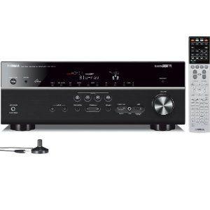 yamaha 7 2 receiver. yamaha rx-v673 7.2-channel network av receiver order at http:// 7 2 e