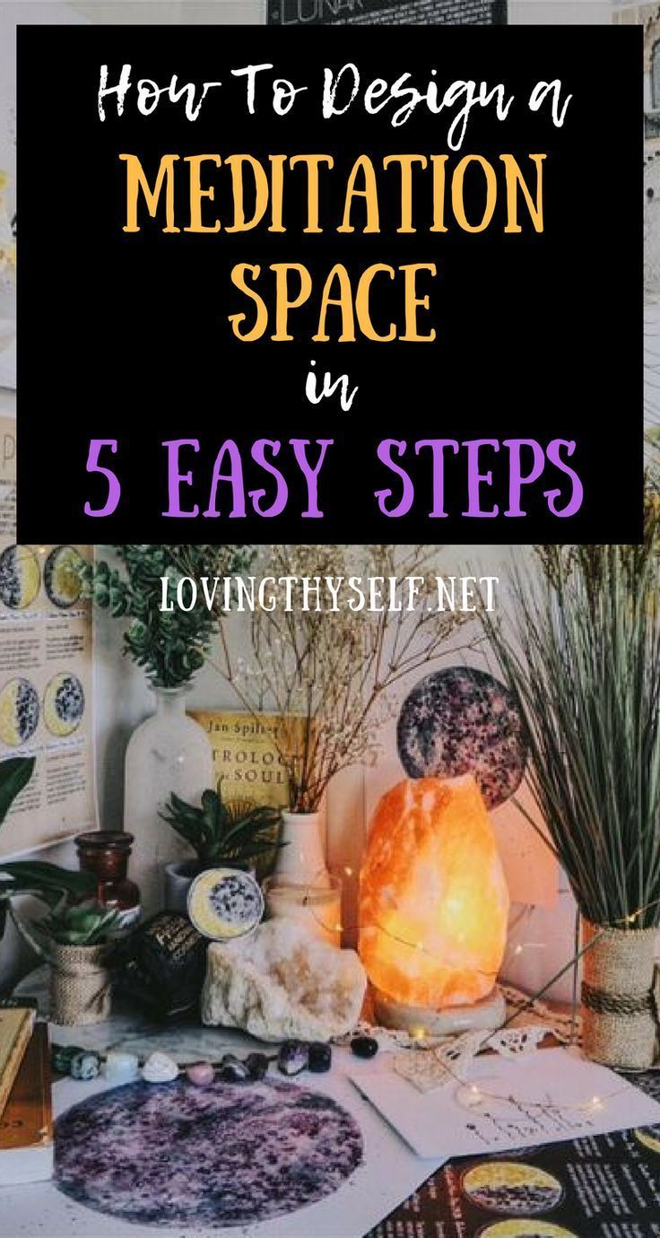 When Was The Last Time You Were Alone With Just Your Thoughts? Aka meditation. Meditation can be hard, but that's why I have designed a dream meditation room guide for beginners that will help you meditate much better and allow you to de-stress.#meditation#space#room #decor #ideas#sacred #saltlamp #zen