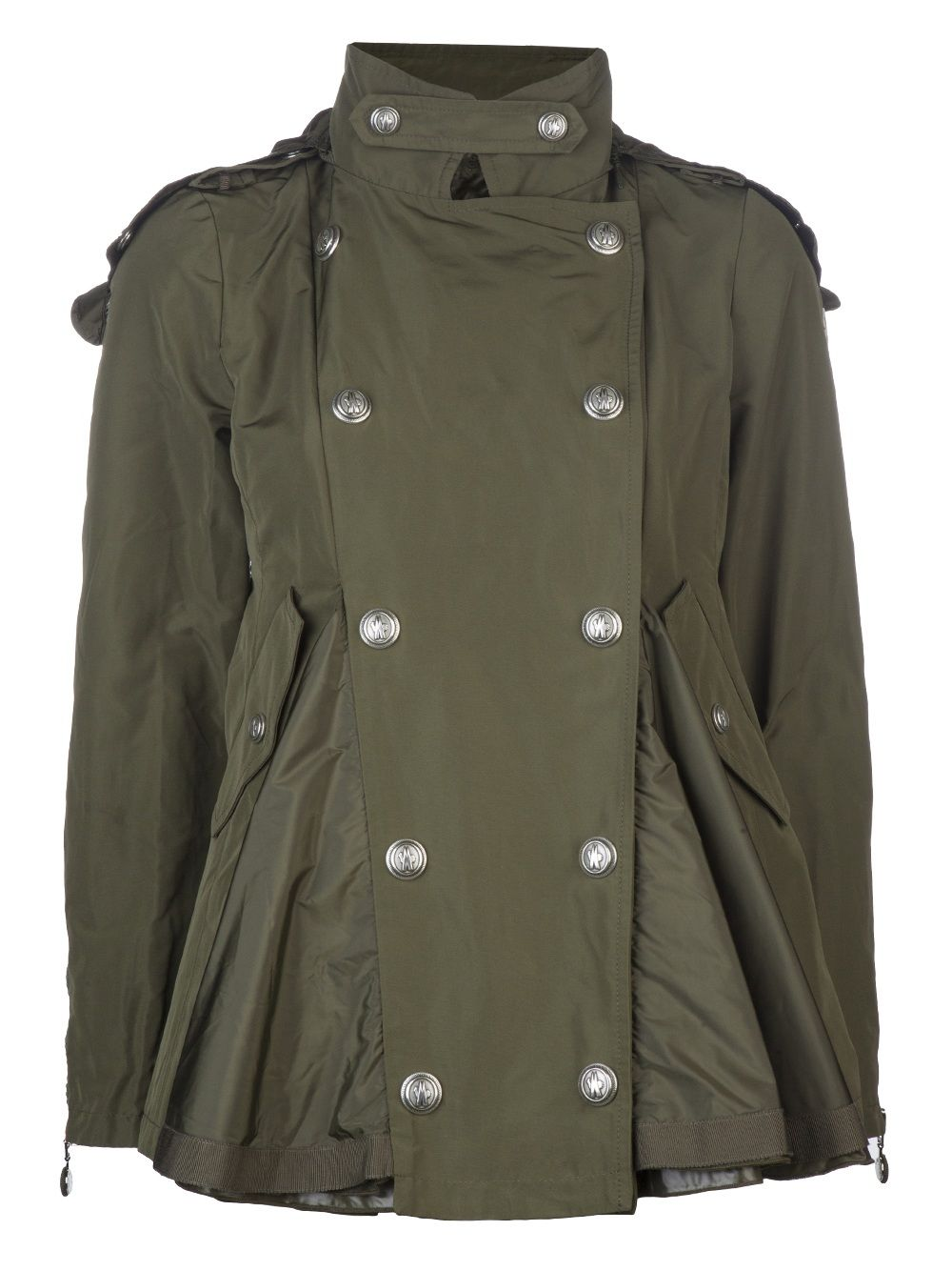 Moncler hiromi jacket angelas farfetch style pinterest