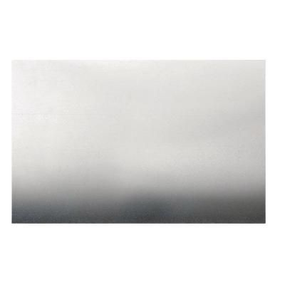 24 In X 36 In 26 Gauge Zinc Metal Sheet Spray Paint With Chalkboard Paint Steel Sheet Metal Aluminum Sheet Metal Metal Sheet