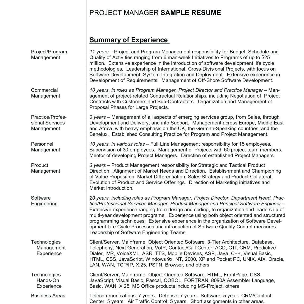 Easy ways to write your resume summary statement resume